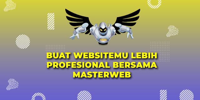 hosting profesional di masterweb