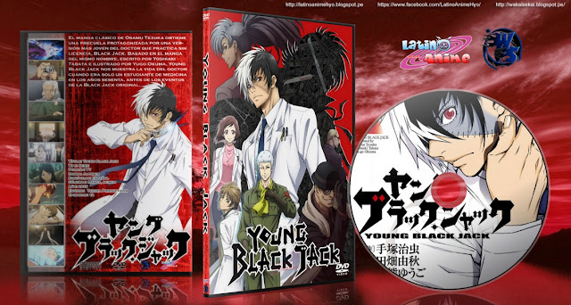 Young Black Jack 2015 | Cover DVD |
