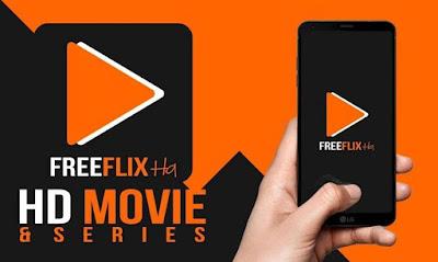 تطبيق مشاهدة الأفلام بالترجمة العربية ومشاهدة القنوات المشفرة FreeFlix HQ