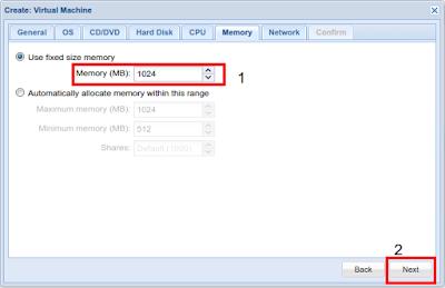 mengkonfigurasi memory RAM