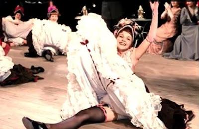 la ballerina ci saluta