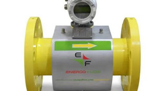 Energoflow GFE-202 and Energoflow GFE-201 Ultrasonic Inline Gas Flow Meters