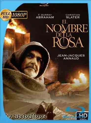 El Nombre De La Rosa 1986HD [1080p] Latino [Mega] SilvestreHD