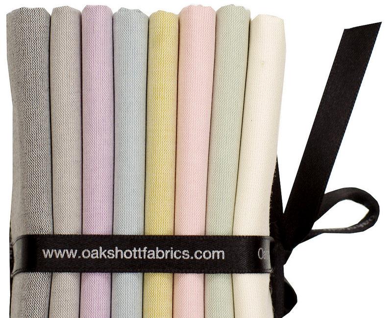Oakshott Cotton - Scandinavia | Red Pepper Quilts 2015