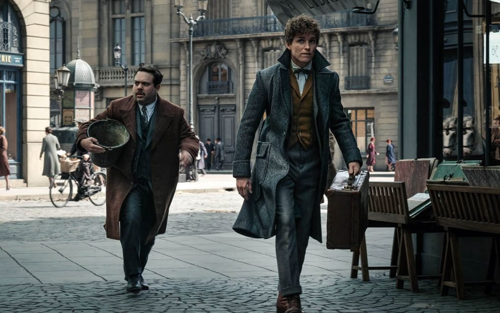Fantastic Beasts, The Crimes of Grindelwald, Warner Bros. Pictures, J.K. Rowlins, The Wizarding World, Harry Potter, Hogwart, Dumbledore, Gellert Grindelwald