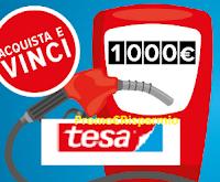 Logo Acquista Tesa e vinci un anno di benzina