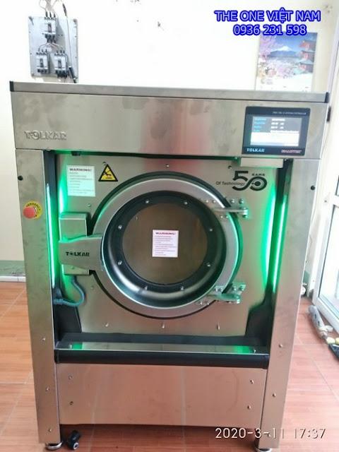 máy giặt Tolkar cho tiệm giặt