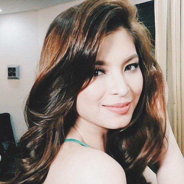 Angel Locsin Was Nominated As The 'Best Actress For Drama Program' In The 26th Golden Dove Awards