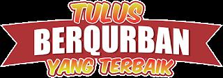 Logo Tulus Berqurban Terbaik PNG