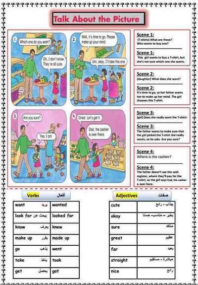 مذكرة لغة انجليزية للصف الخامس الابتدائي الترم الثاني 2021