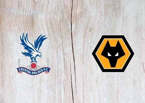 Crystal Palace vs Wolverhampton Wanderers - Highlights 22 Sep 2019