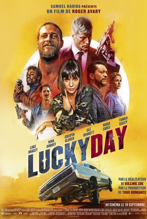 Trailer de la nueva locura de Roger Avary, Lucky Day