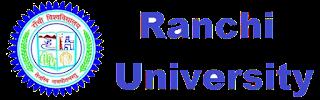 Ranchi University Assistant Professor Posts Recruitment Notification 2017