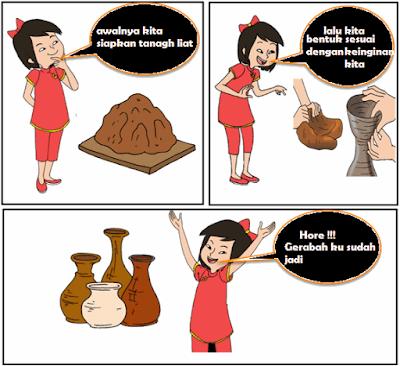 komik membuat gerabah www.simplenews.me