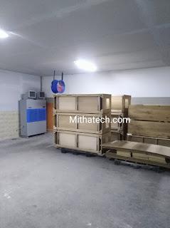 Máy sấy - hút ẩm ngành gỗ
