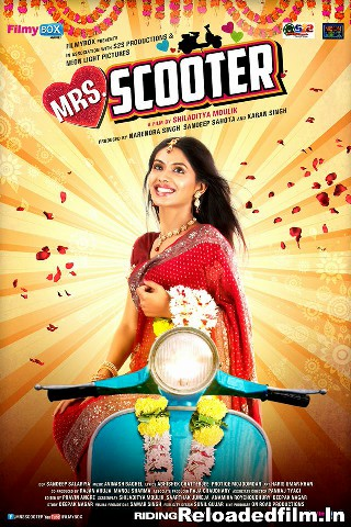 Mrs. Scooter (2015) Full Movie Download 480p 720p 1080p