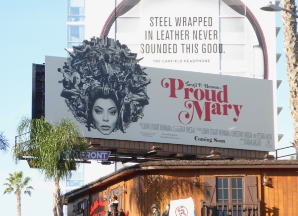 Proud Mary special extension billboard
