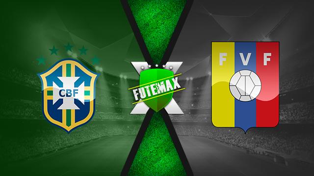 Assistir Brasil x Venezuela ao vivo 18/06/2019 às 21h30 - Copa América - Transmissão da GLOBO, GE.COM e SPORTV (FUTEMAX)