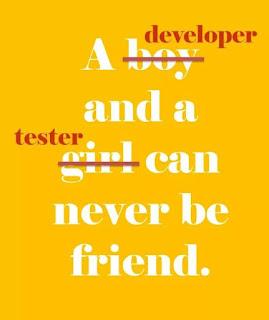 developer and tester memes