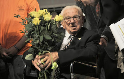 image result for nicholas winton the british humanitarian who saved 669 jewish children from the holocaust