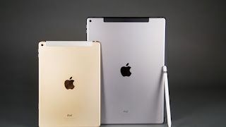 big ipad and small ipad