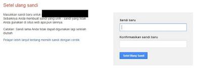 Cara Mengatasi Lupa Password di Gmail Paling Mudah 100% Berhasil