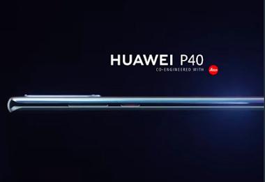 Bocoran Tampilan Render Huawei P40