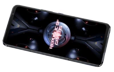 ROG Phone 5のディスプレイ