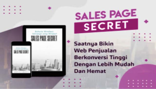 Sales Page Secret