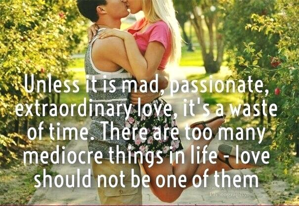 Passionate Love Quotes Anuj Somany