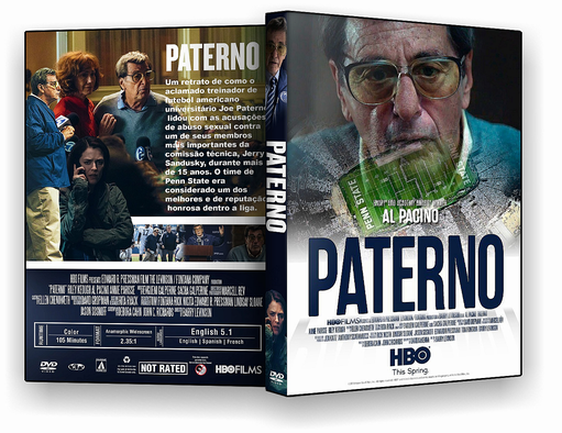 DVD – Paterno – ISO