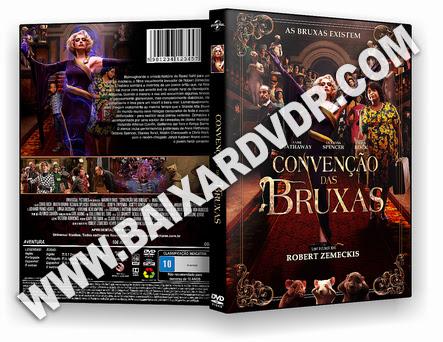 Convenção das Bruxas (2021) DVD-R AUTORADO