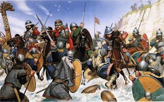 Invasión vikinga de Inglaterra