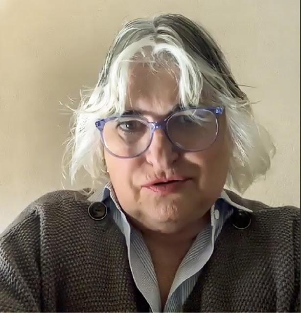 Nelia Tello Peón, académica de la Escuela Nacional de Trabajo Social (ENTS) de la UNAM.