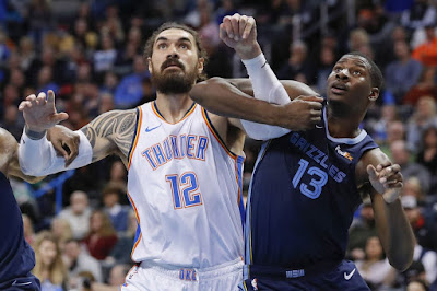 Memphis Grizzlies rivals Oklahoma City Thunder