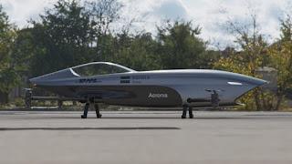Airspeeder Mk3: Το πρώτο ιπτάμενο αγωνιστικό ηλεκτρικό αυτοκίνητο