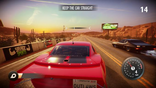Street Outlaws The List a video game based on the American reality series of the same name, broadcast on the Discovery channel