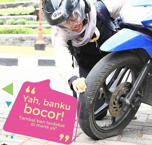 Ban Motor Bocor