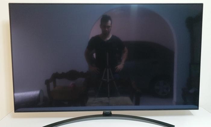 Televisor Lg Sm9000 calidad de pantalla y construcción