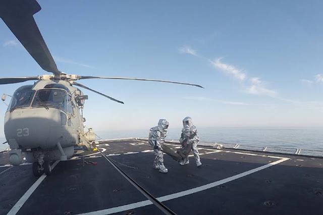 Italian Navy Marina Mare Aperto