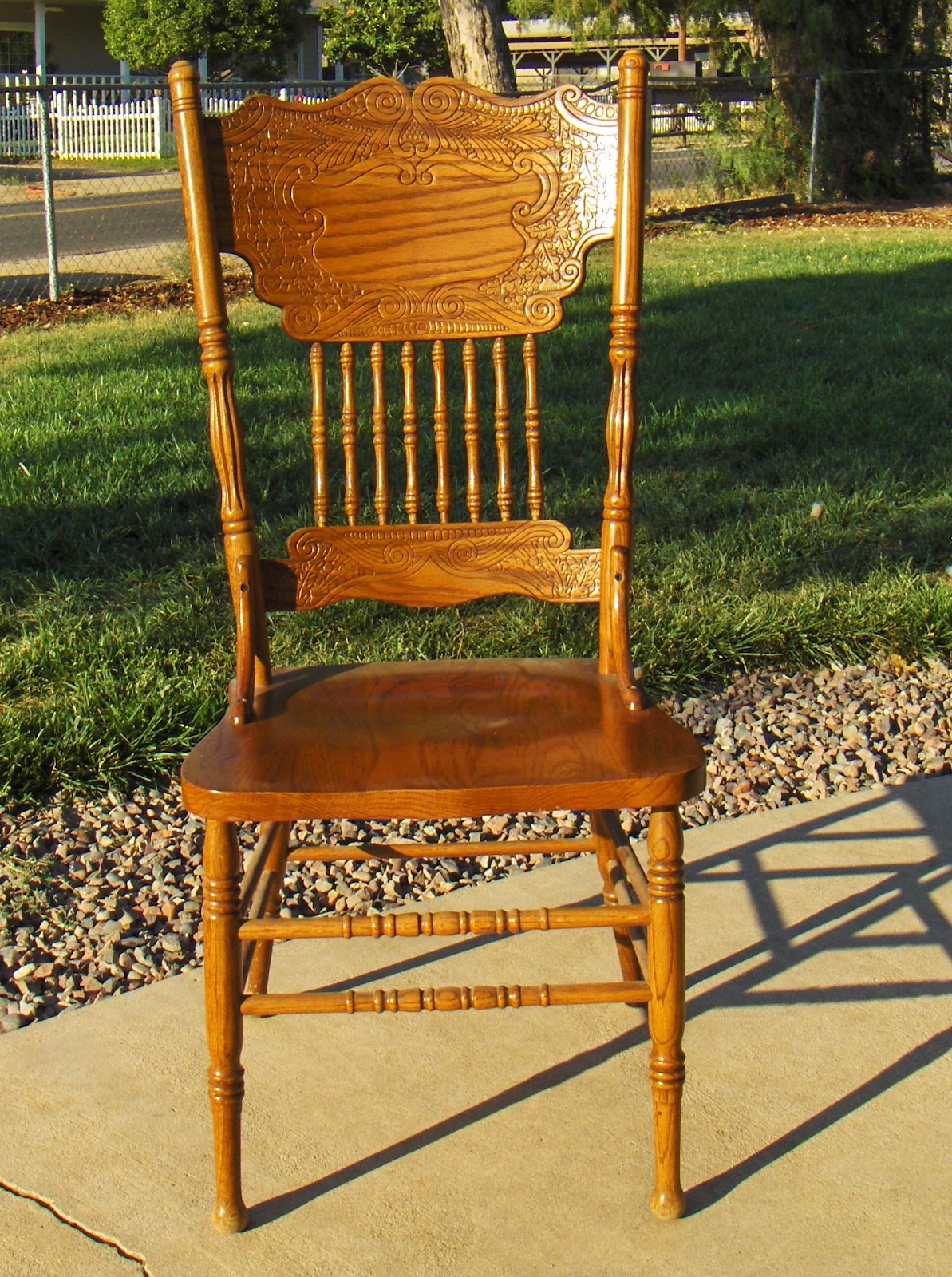 press back chair target arm covers buttermilk boutique wood pressed chairs 30 each