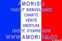 Image Amorism; Parfait Bienveillance; Charité; Vérité; Droiture; Liberté d'Expression