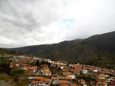 Ruta Aguas Termales La Musuy, Mérida Venezuela