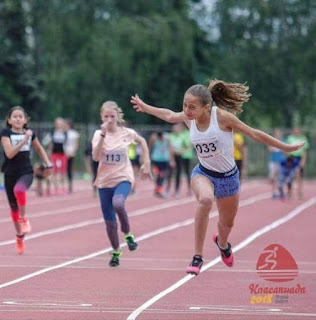 лека атлетика за деца