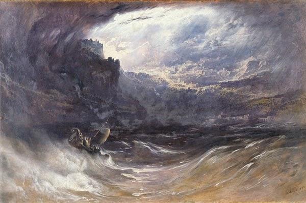 kitab henokh, Banjir Besar Nuh
