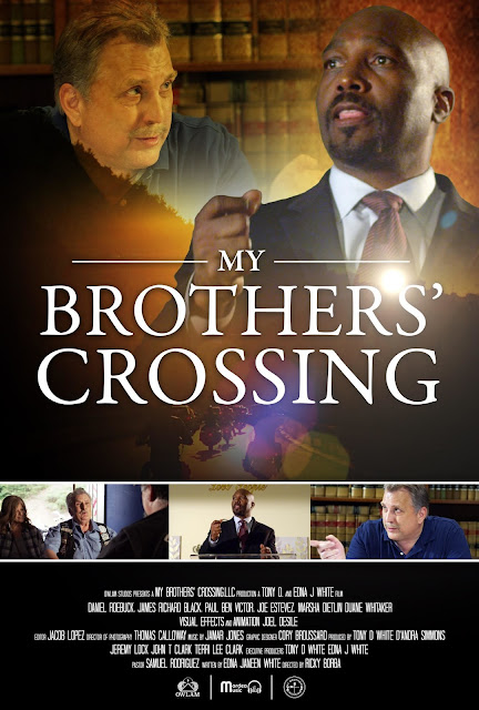 """My Brothers' Crossing"" - A Faith Based Film On Racial Reconciliation - Premiers In US Theaters Despite Covid-19"