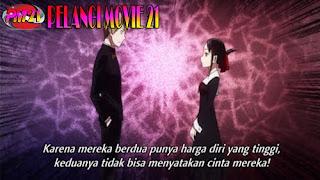 Kaguya-sama wa Kokurasetai: Tensai-tachi no Renai Zunousen Episode 1 Subtitle Indonesia