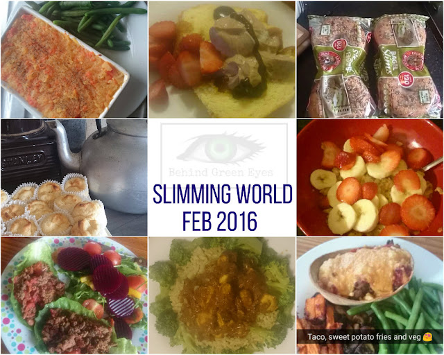 Behind Green Eyes Slimming World What I Ate In A Week