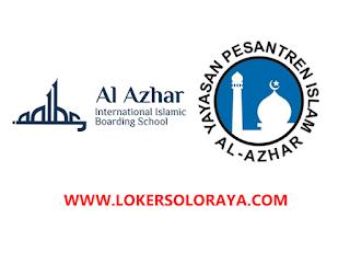 Lowongan Kerja Karanganyar Mei 2021 di Sekolah Islam Al Azhar