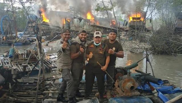 Penertiban Tambang Ilegal Berujung Rusuh, Polisi: Satpol PP Arogan!